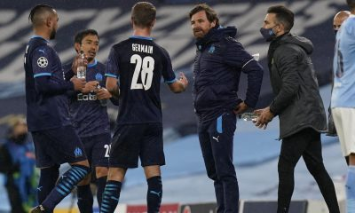 "Manchester City/OM (3-0) - Villas-Boas : ""On prend une leçon"""