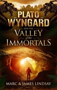 Plato Wyngard and the Valley of the Immortals - Marc & James Lindsay