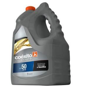 Lubricante Silver 50 Gasolina Galón