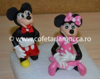 figurine mickey si minnie mouse din martipan (2)