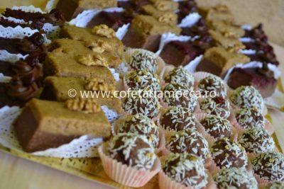 Candy Bar Raw Vegan Oradea