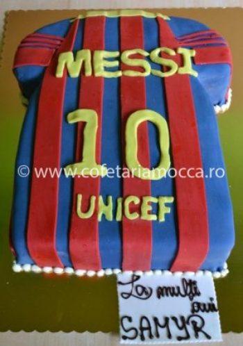 Tort fotbalist Messi oradea