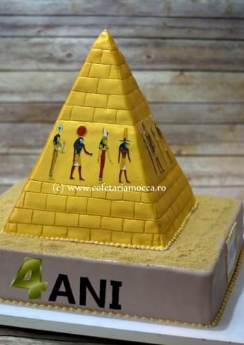 Tort piramida oradea