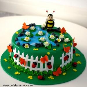 tort albinuta maya