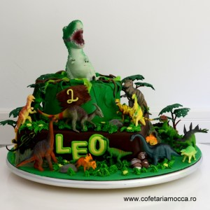 tort pentru copii jungla (1)