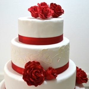 macheta de nunta Rosa 05