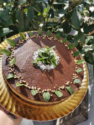 Tort Rawvegan Menta - 045 RV