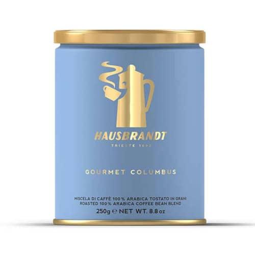 Hausbrandt Gourmet Columbus 100% Arabica 250g αλεσμένος