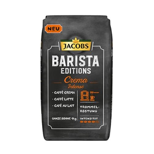 Espresso Jacobs - Barista Crema Intense 1000g σε κόκκους