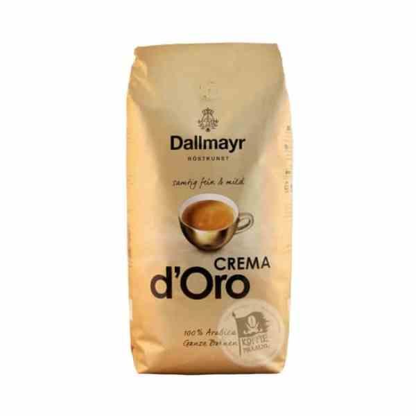 Espresso Dallmayr - Crema Doro 1000g σε κκκους
