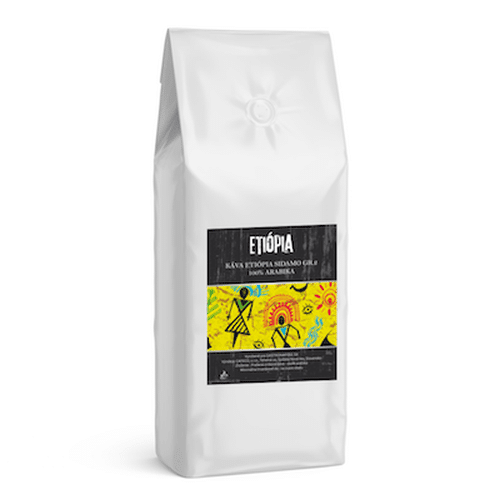 Espresso Etiopia Sidamo Gr.2 1000g σε κόκκους