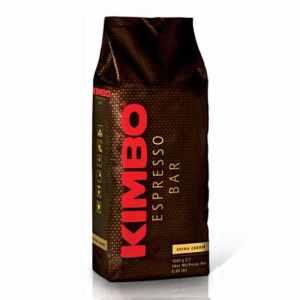 Espresso Kimbo - Extra Cream, 1000g σε κόκκους