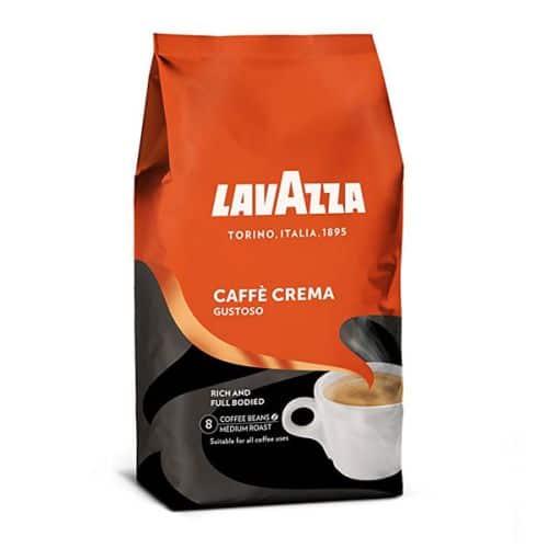 Espresso Lavazza - Caffe crema Gustoso 1000g σε κόκκους
