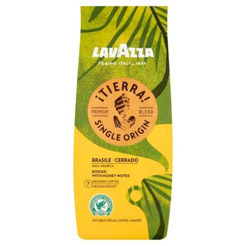 Espresso Lavazza - Tierra Brasile 100% Arabica 180g αλεσμένος