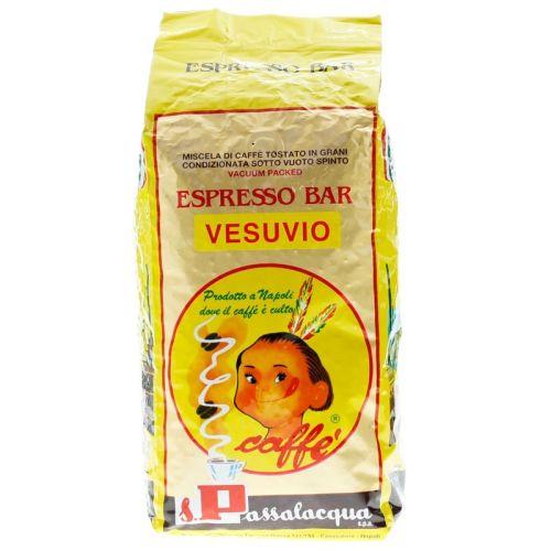 Espresso Passalacqua Vesuvio 100% Arabica 1000g σε κόκκους