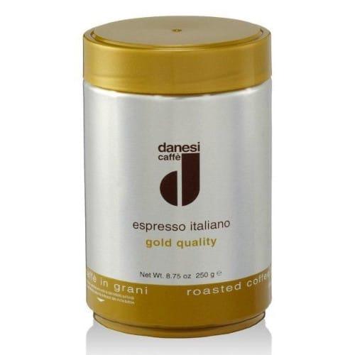 Espresso Danesi - Gold 250g κόκκους