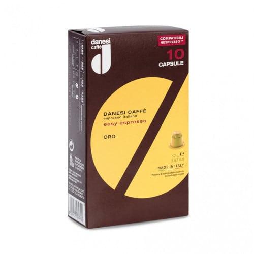 Danesi Easy Espresso Oro