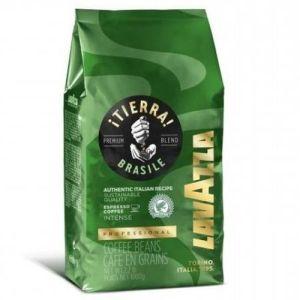 Espresso Lavazza - Tierra Brasíle Intense 1000g σε κόκκους