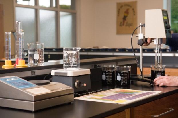 Latest scientific methods and equipment