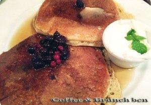 Brunch con pancakes en el Gotico - Milk - Pancakes