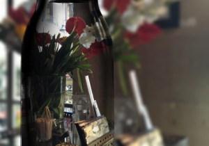 Decoracion flores en brunch en Ocanya