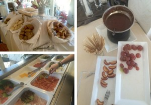 Brunch buffet en Mallorca