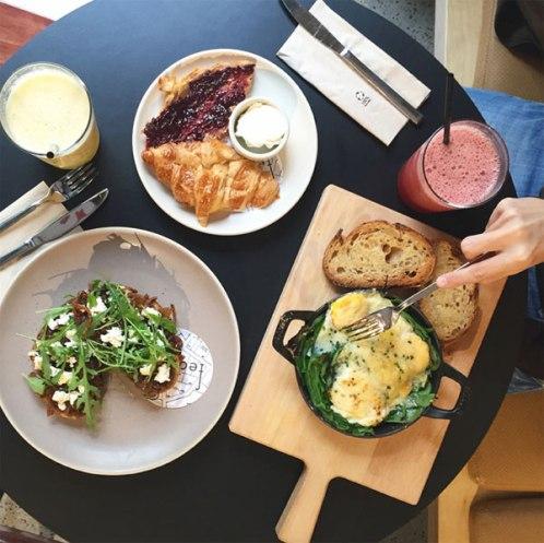 Mejores brunch en Barcelona - Federal-Cafe