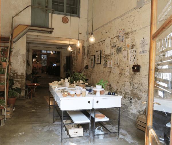 Café de especialidad en Barcelona - Espai Joliu