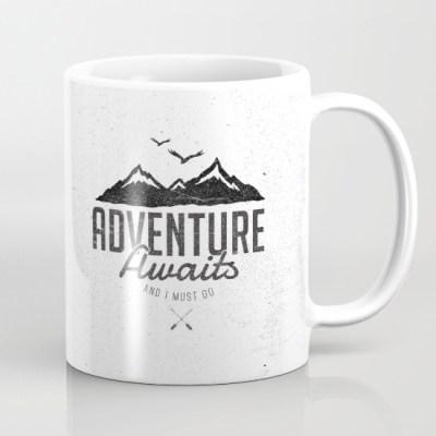 Tazas para regalar - aventura