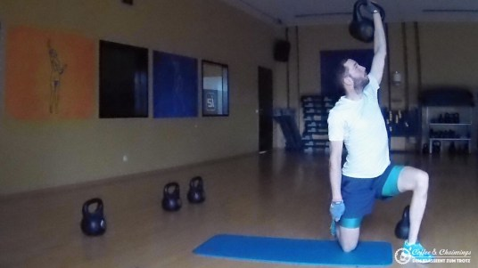 Kettlebell Training: Turkish