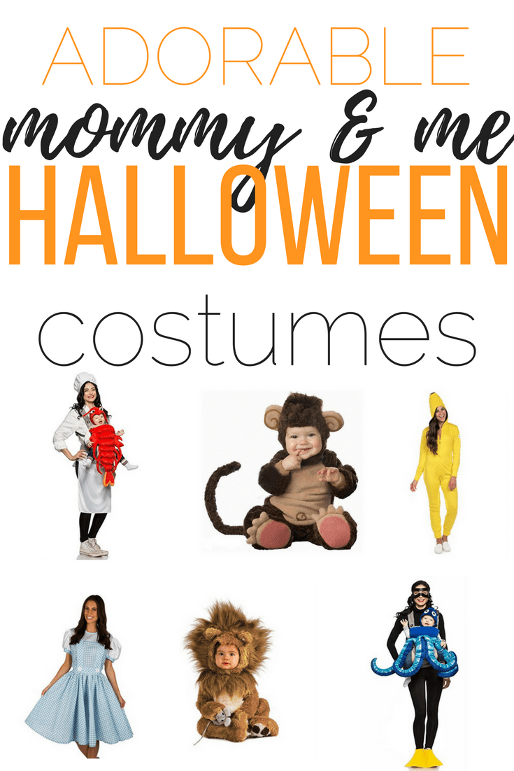 Cute and Comfortable Mommy and Me Halloween Costumes  sc 1 st  Coffee and Coos & Cute and Comfortable Mommy and Me Halloween Costume Ideas