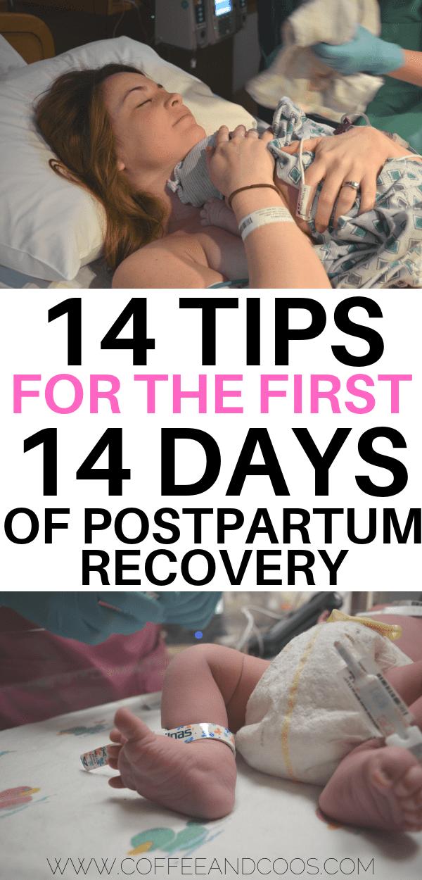 14 Postpartum Tips for Brand New Moms