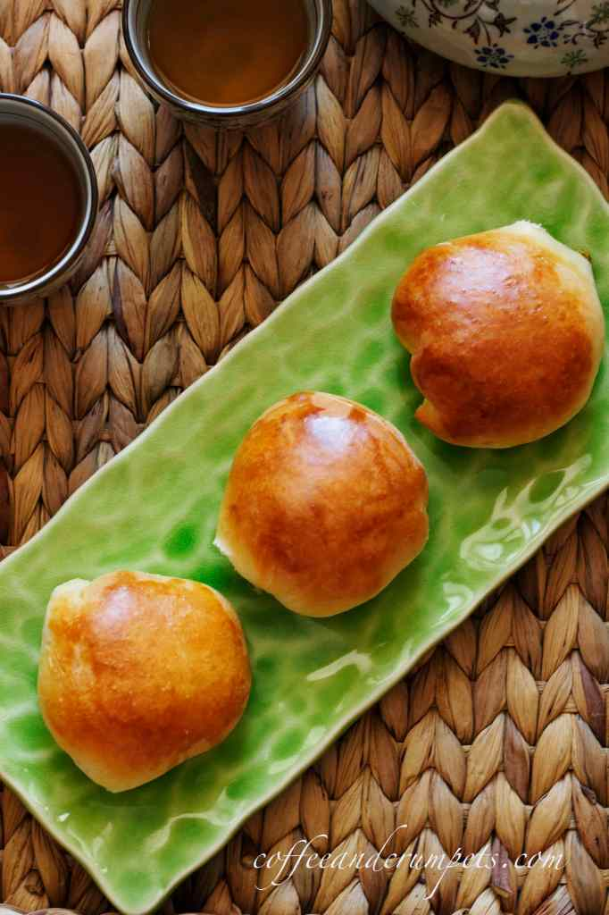 Indian Chinese buns