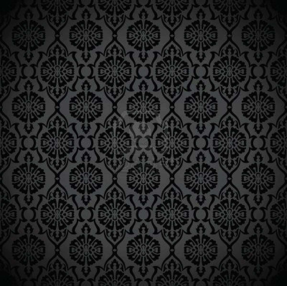 17009917 Seamless Rich Black Wallpaper And Background