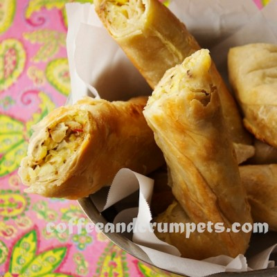 Egg Roll Borek