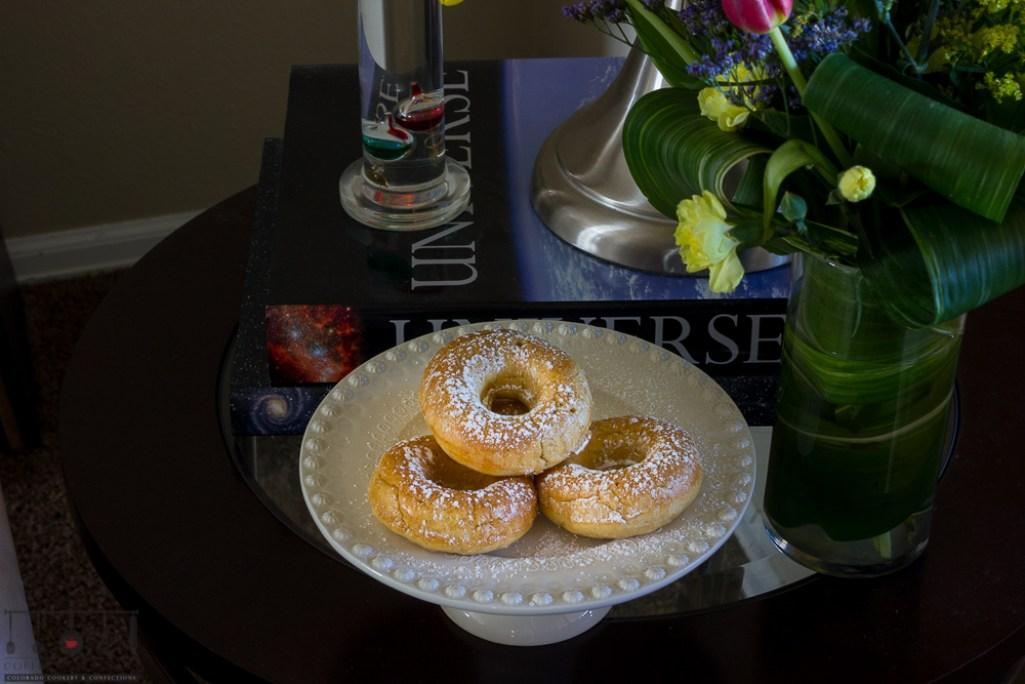 Tea Doughnuts