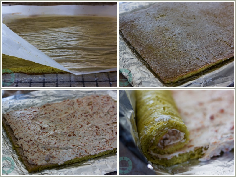 Roll Cake Collage 2
