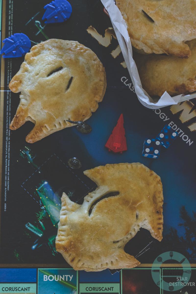 Millennium Falcon Meat Pies