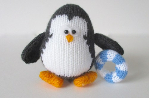 Hopkins The Penguin