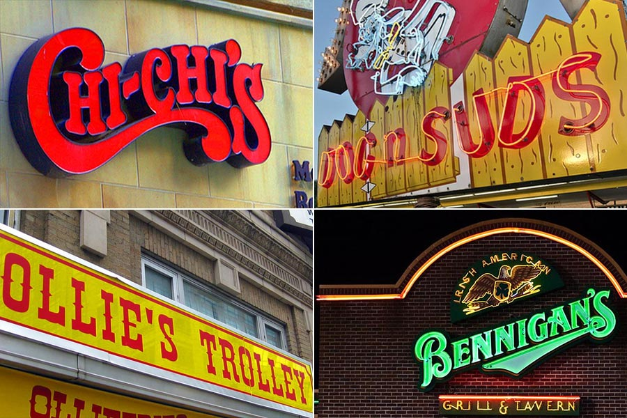 Have You Forgotten These Now Defunct Restaurant Chains?