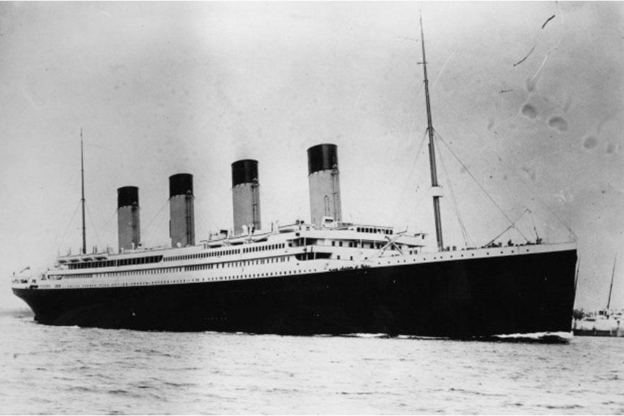 24. Maiden Voyage Of The Titanic