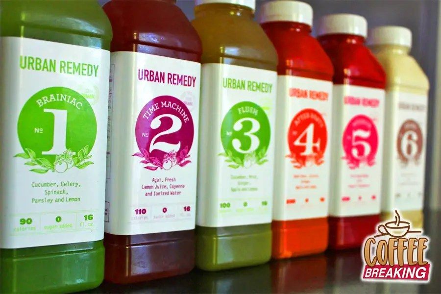 1 Urban Remedy $225 Per Cleanse