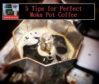 Moka Pot Coffee: 5 Tips for Perfect Moka Pot Coffee