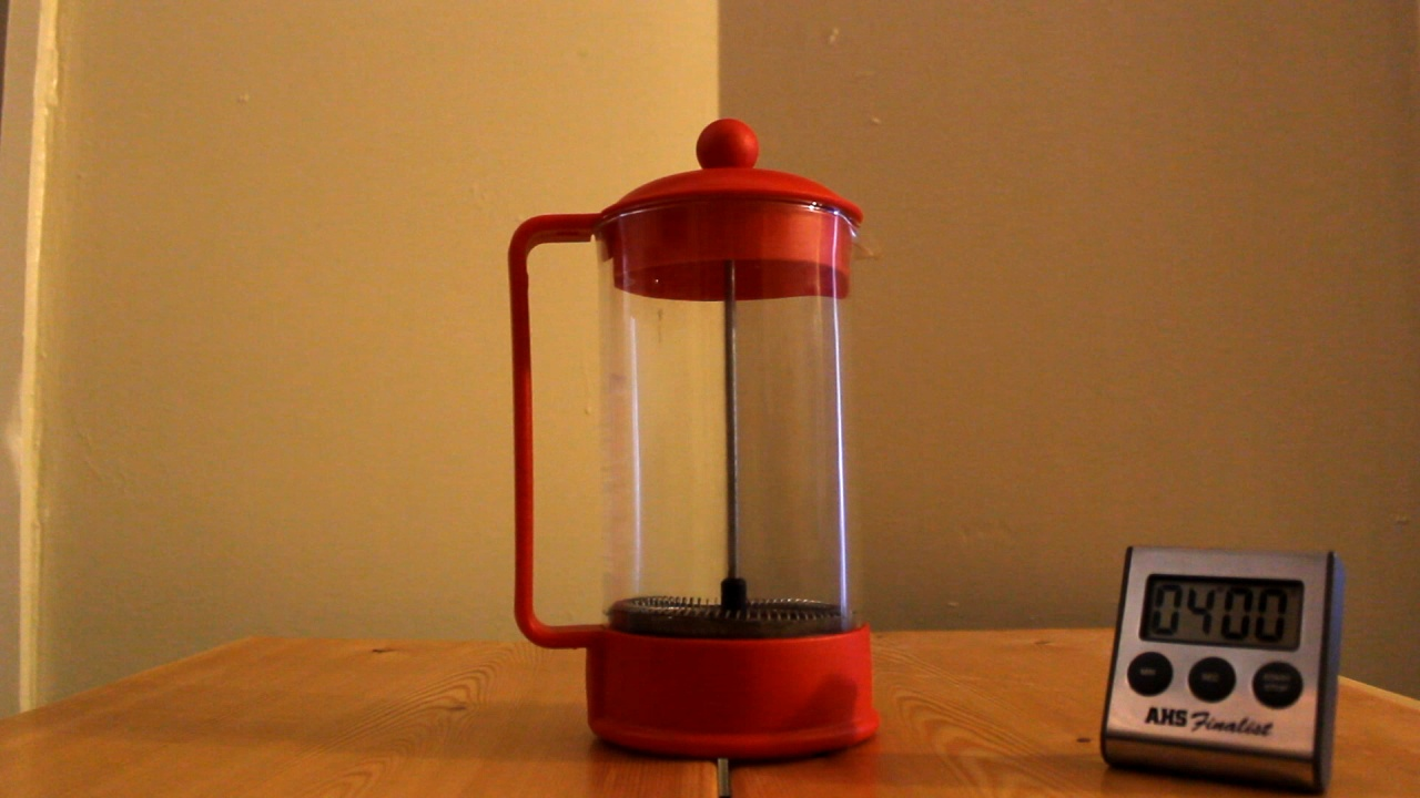 French Press Coffee Maker With Timer : Bodum Brazil French Press Review - Coffee Brew Guides
