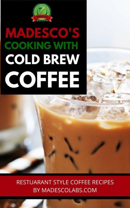 Cooking with Cold Brew Coffee