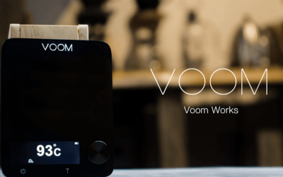 Empowering VOOM Coffee Scale Launches On Kickstarter