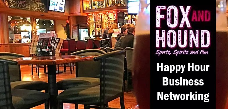 Happy Hour at the Fox and Hound