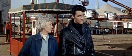 Image result for elvis and stanwyck in roustabout