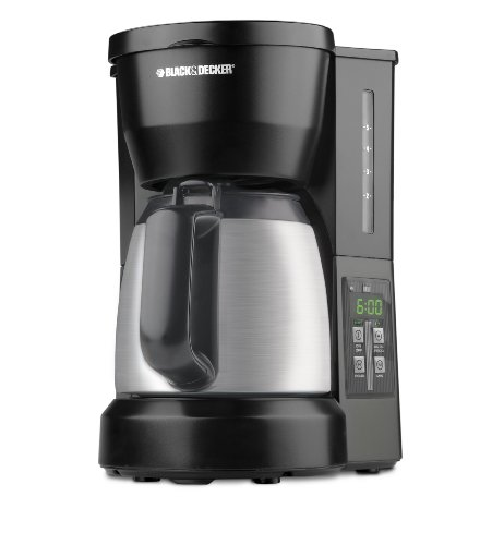 Image Result For Black And Decker Cup Coffee Maker Replacement Carafe