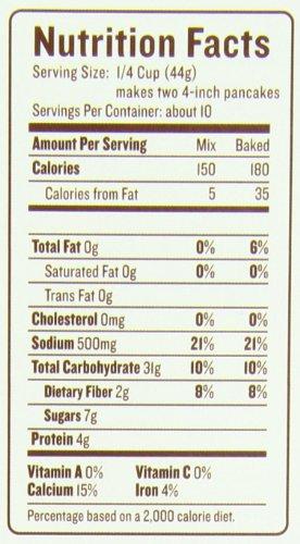 Coffee Consumers Madhava Organic Pancake Mix with